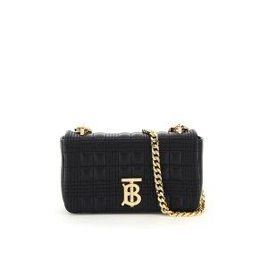 BurberryLola Mini Quilted Shoulder Bag
