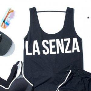 运动文胸$10 打底裤$20限今天:La Senza 运动系列新春特卖,2019健身房不能少