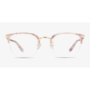EyeBuyDirectCurie | Pink | Women Acetate Eyeglasses | EyeBuyDirect