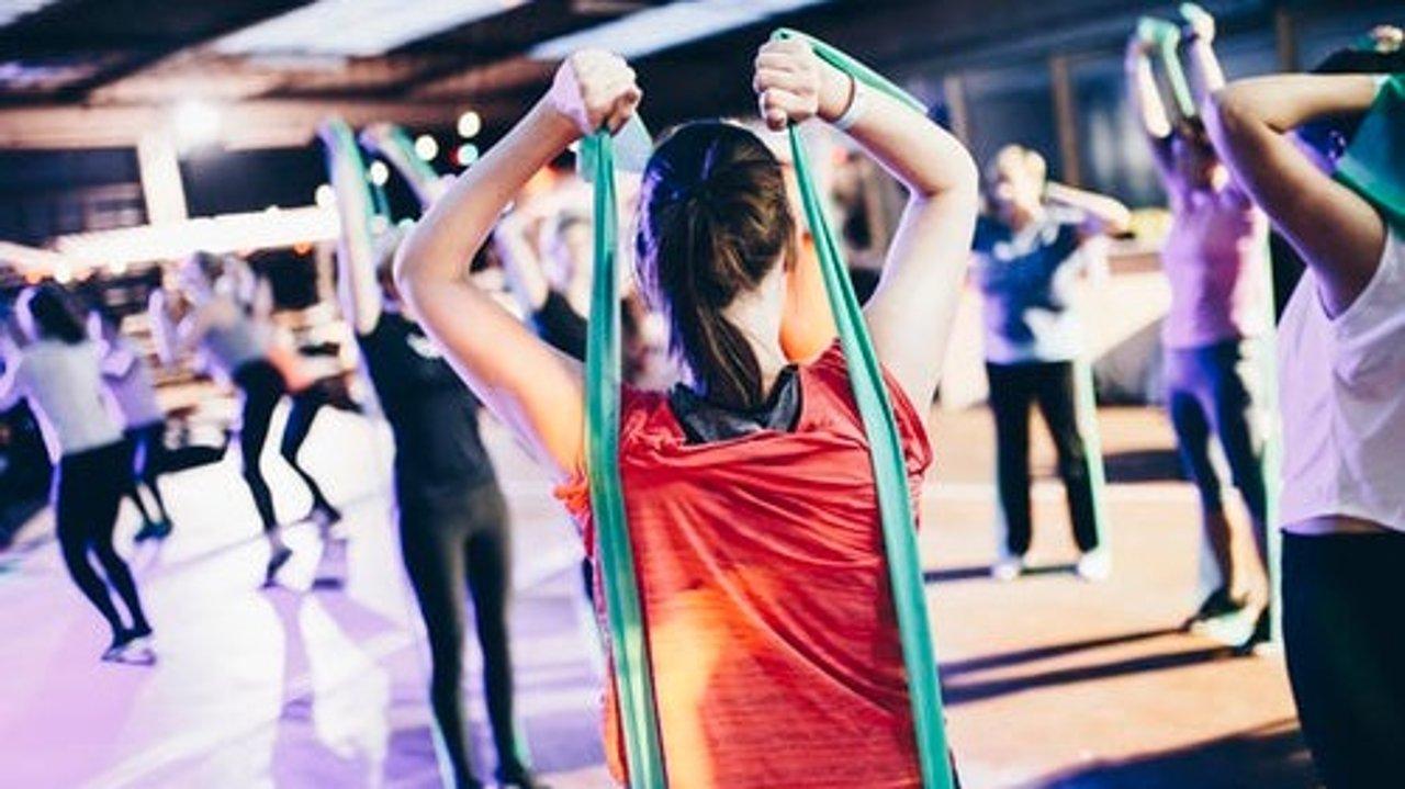 Home Gym   聊一聊在家健身的那些事儿(健身器材、运动App等单品推荐)