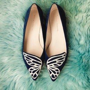 - Bibi 蝴蝶乐福鞋