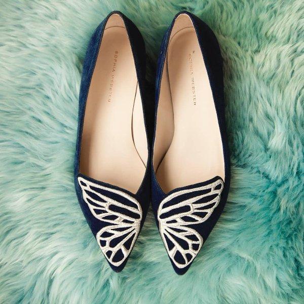 - Bibi 蝴蝶穆勒鞋