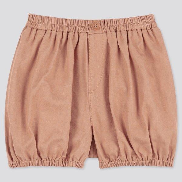 婴儿、幼童泡泡短裤