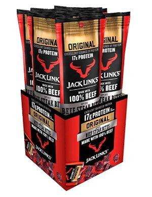 现价$13.13 (原价$16.41)Jack Link's 原味牛肉干 1.5oz 8包