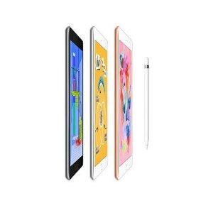 Apple$4.17 x 24 monthsiPad 9.7-inch 6th Gen Wi-Fi + Cellular