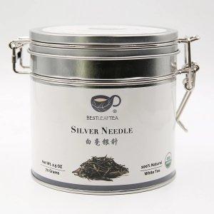 BestleafteaOrganic Silver Needle White Tea/Bai Hao Yin Zhen