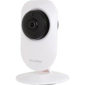 $28LaView 2MP 1080P HD Fisheye Wi-Fi Security Camera