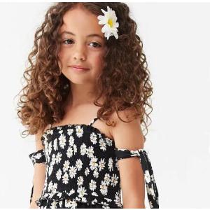 低至2折 $2起加拿大黑五:Forever 精选童装破产促销 时髦儿小人精 可爱蕾丝连衣裙$7
