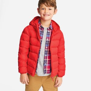 儿童轻质短款外套,多色选