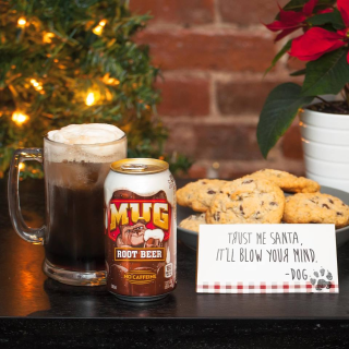 $7.34Mug Root Beer, 12 oz Cans, 18 Count