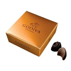 Godiva4块尝鲜礼盒