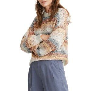 MadewellBaez Pullover Sweater in Stripe