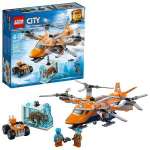 $24.99 (原价$39.99)LEGO City 北极空中运输机套装 60193 (277块)