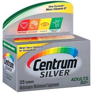$9.25Centrum Silver Adult (125 Count) Multivitamin