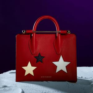 £375入封面款Strathberry 圣诞限量 小星星款闪亮登场!