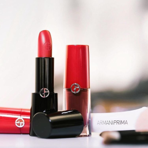 Extended: Dealmoon Exclusive! Enjoy 20% offwith Any Lip Products purchase + free full size lipstick with $125+ orders  @ Giorgio Armani Beauty