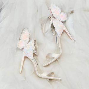 低至3折 $274入彩色蝴蝶Sophia Webster 仙履热促 封面超美白蝴蝶加入