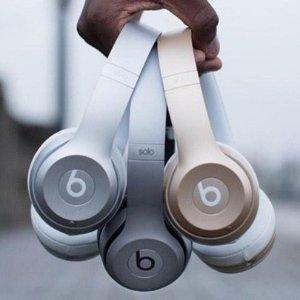 05b028e4708 Beatsby Dre Solo 3 Wireless Bluetooth On-Ear Headphones with Mic Control