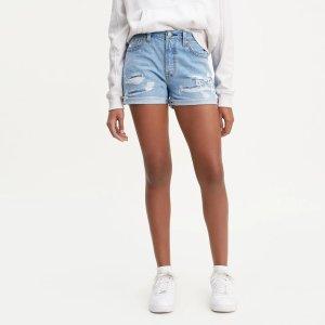 Levi's501® 牛仔短裤