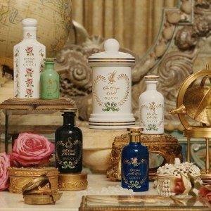 $265起 唯美复古上新:Gucci  炼金士花园The Alchemist's Garden系列香氛热卖