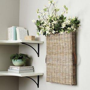 Gathering Basket Wall Decoration