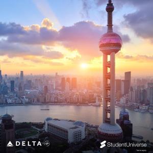 折扣码立减$40 暑假回国超划算Student Universe 美/加 - 亚洲目的地往返机票优惠