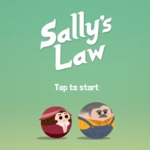 "Free Game""Sally's Law"" Series for iOS/Android"