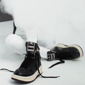 定价$250 男女同款上新:Rick Owens Drkshdw x Converse 全新限量合作鞋款