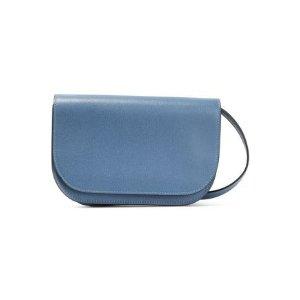 MarniTextured-leather shoulder bag