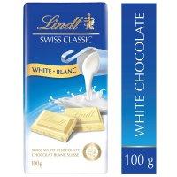 Lindt 瑞士莲 经典白巧克力 100g