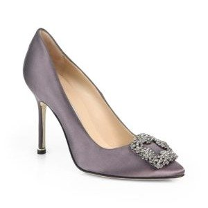b15b3d8052206 Manolo Blahnik Shoes @ Saks Fifth Avenue Up to $500 Off - Dealmoon
