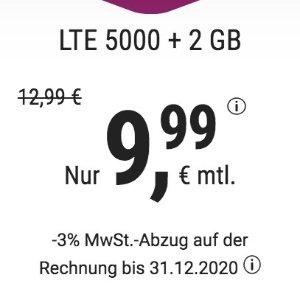 月租€9.99 免除€19.9接通费11点截止!本周最划算!包月电话/短信+7GB上网+欧盟漫游