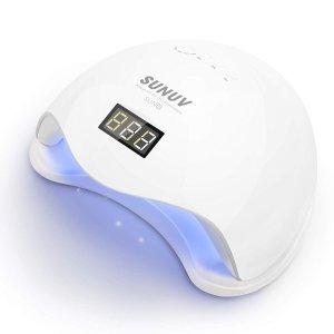 $16.79SUNUV 36W UV LED Nail Lamp Dryer for Gel Nail Polish @ Amazon