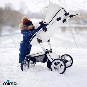 童车立省$275 最高幅度直减延长一天:更高端的豪华童车Mima,令人惊艳的前卫美学设计