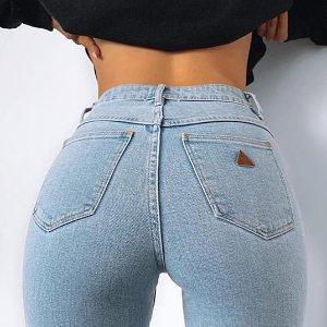 低至5折 全场$75起ABrand Jeans 专业牛仔裤品牌大促 完美勾勒蚂蚁腰、蜜桃臀