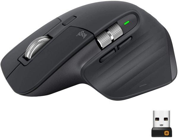 Logitech MX Master 3 双模无线鼠标