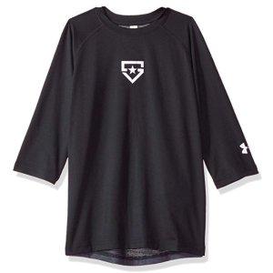 $12.73Under Armour Boys' Heater 3/4 Sleeve T-Shirt @ Amazon