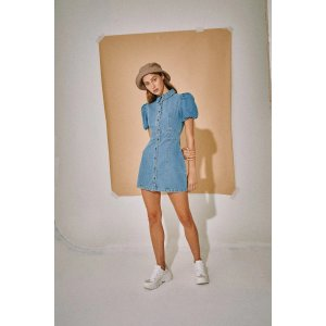 The Fifth LabelPARADOX DRESS Light Blue