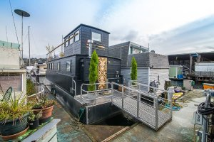 Seattle Lakeside Lovenest - Houseboats for Rent in Seattle, Washington, United States