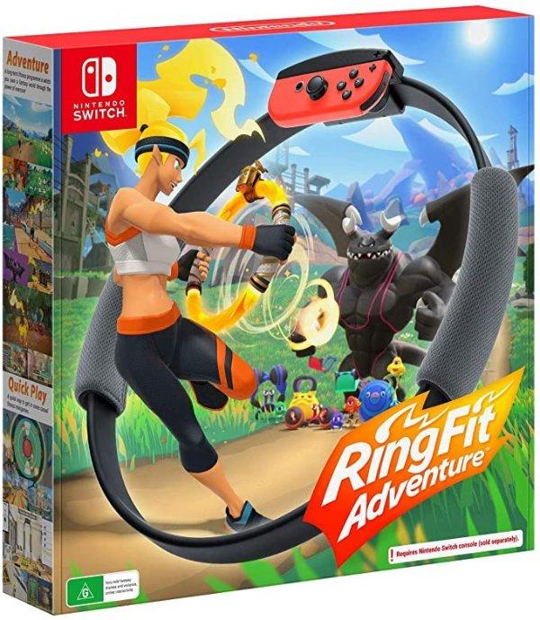 《健身环大冒险》Nintendo Switch 实体版