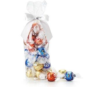 LindtLINDOR 巧克力松露 28颗经典缤纷装 11.9 oz
