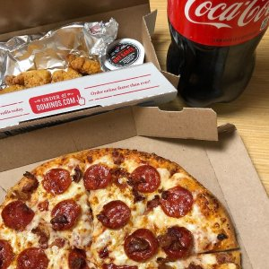 $20Domino's Pizza $25  Gift Card Limit Time Offer
