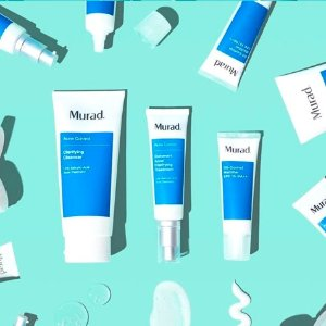 Today Only: Free GiftEnjoy Free Shipping on All Orders @ Murad Skin Care