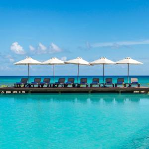 $89起墨西哥卡门滩 海洋天堂海滨4.5星全包度假村