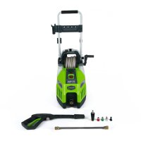 GreenWorks 2000 Psi 电动高压水枪