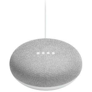 GoogleHome Mini - 石膏色