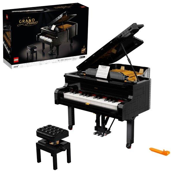 Ideas 三角钢琴 21323