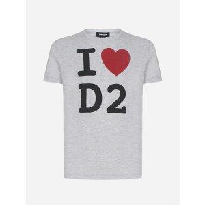DSquared2Logo T恤