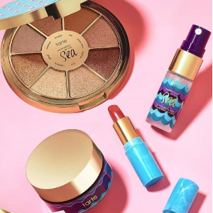 Free ShippingWith Any Order @ tarte cosmetics