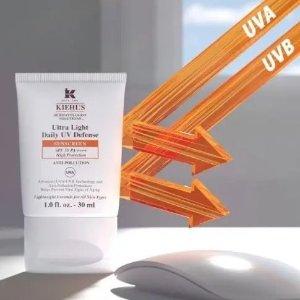 Kiehl's防晒黑、抗氧化柔润防晒隔离乳SPF50+ PA++++